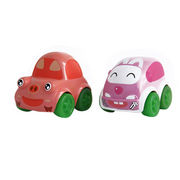 New soft shell car combination-MoeMOE rabbit from China (mainland)