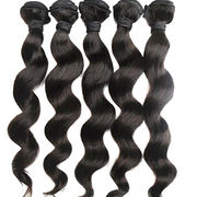 Virgin Brazilian Loose Wave Hair from China (mainland)