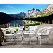 Rattan leisure furniture sets from China (mainland)