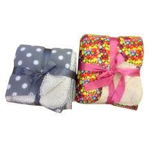 100% Polyester Fleece Blankets Manufacturer