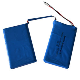 Lithium-ion polymer battery pack, 785080P 4S1P, 14.8V, 4,100mAh, 60.68Wh, with protect circuit from Shenzhen BAK Technology Co. Ltd