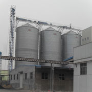 Animal feed silo storage tank from China (mainland)