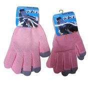 Touch screen gloves from China (mainland)