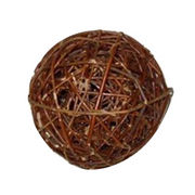 Wicker Christmas ball from China (mainland)