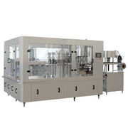 Water 3-in-1 filling and capping machine from China (mainland)