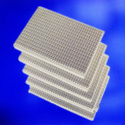 Infrared Honeycomb Ceramic Plate from China (mainland)