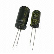 Taiwan EXR series capacitors