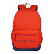 Sports Daypack, Made of Microfiber, with Front Pockets, Special for Teenagers from Fuzhou Oceanal Star Bags Co. Ltd