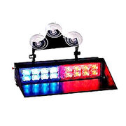 12 to 24V DC LED warning/high-power strobe flashing deck dash light from China (mainland)