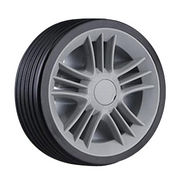 Plastics wheels from China (mainland)