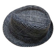 British Checkered Men's Hat Manufacturer