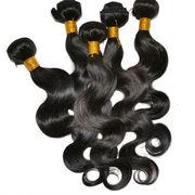 Brazilian Body Wave Virgin Hair from China (mainland)