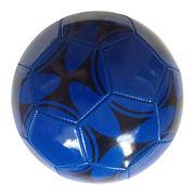 Hong Kong SAR El balón de fútbol profesional cosido a máquina con 1 a 2 capas, los logotipos modificados para requisitos particulares es agradable