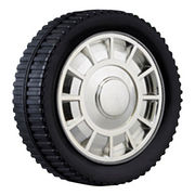 Plastic lawn mower wheels from China (mainland)