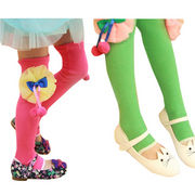 2014 Spring New Style Bright Color Knee Socks from China (mainland)