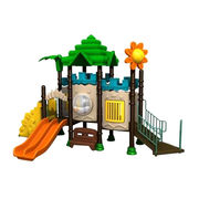 Outdoor Playground Equipment from Taiwan
