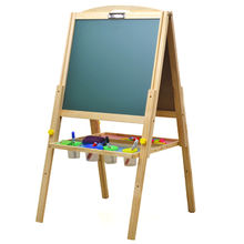 Wooden stand drawing board toy from China (mainland)