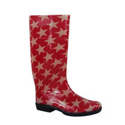 Women's Rain Boots Internal Lining from China (mainland)