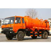 Suction sewage truck Manufacturer