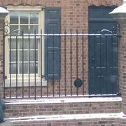 Wrought iron fence from China (mainland)
