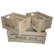 Wooden Crates from China (mainland)