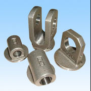 Hydraulic Cylinder Rod Ends, Made of carbon Steel, Customized Specifications are Welcome