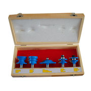 5-piece rail stile bit set from China (mainland)