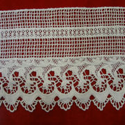 Embroidered Lace Trims from China (mainland)