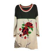 Ladies' sweaters from China (mainland)