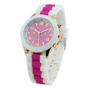 Quartz Wrist Watch Pink from China (mainland)