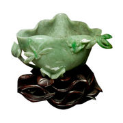 Jade carvings from China (mainland)