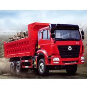Dump truck from China (mainland)