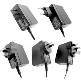AC/DC switching adapter from Taiwan