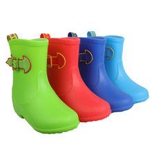 Children's Rain Boots from China (mainland)