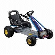 Kid S Battery Ed Go Kart Suitable For 3 To 8 Year Old