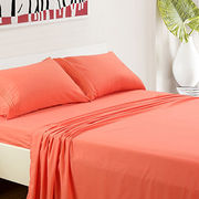 China Copper infused bamboo cotton bed sheets