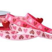 Grosgrain ribbon from Taiwan