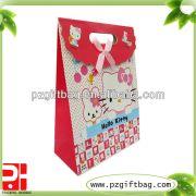 Small Ribbon Card Paper Gift Bags from China (mainland)
