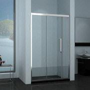 Tempered Glass Shower Door from China (mainland)