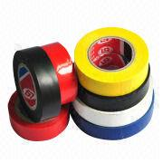 Electrical Insulation PVC Tape from China (mainland)