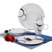 Porcelain Dinnerware from China (mainland)