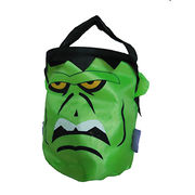 Funny Green Monster Party Decoration Bags from China (mainland)