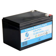 China 12V Lithium Rechargeable Battery Pack