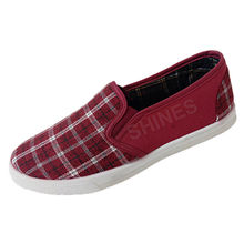 Men Vulcanized shoes from China (mainland)