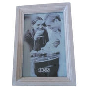White beautiful family wooden photo frame from China (mainland)