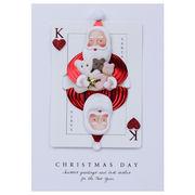 Handmade Christmas Card from South Korea