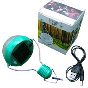 Solar motion induction lamps from China (mainland)
