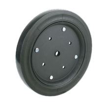 12-inch grey PU golf ball pick up wheel from China (mainland)