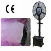 Hw-5a Mobile Mist Fan/cooling Fan/mist Spray Fan   Global