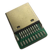 HDMI A type male from China (mainland)